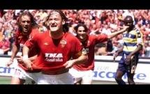 Danh hiệu Scudetto lịch sử của AS Roma (2000/2001)
