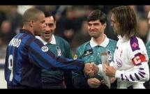 Màn so tài đỉnh cao giữa Ronaldo béo vs Batistuta