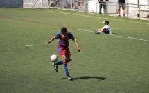 Chiêm ngưỡng siêu phẩm của Jordi Mboula (đội trẻ Barcelona)