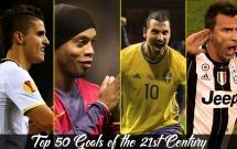 Top 50 bàn thắng đẹp nhất thế kỷ 21