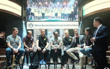 CLB Borussia Dortmund mang hệ thống đào tạo trẻ đến Việt Nam