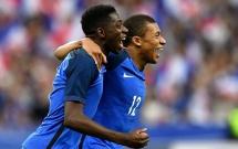 Mbappe & Dembele - Tương lai của tuyển Pháp