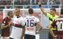 Highlights: AC Milan 0-0 Genoa (Vòng 9 Serie A)