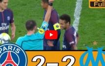 Màn trình diễn của bộ đôi Neymar - Kylian Mbappe vs Marseille