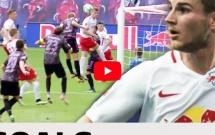 Timo Werner và 'miếng mồi ngon' SC Freiburg