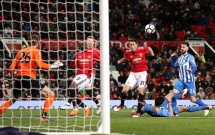 Highlights: Man United 2-0 Brighton (Tứ kết FA Cup)