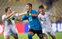 U16 Iran 1-1 (6-5p) U16 Triều Tiên (Bán kết U16 châu Á 2016)