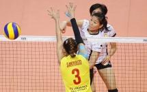 Màn trình ấn tượng của Ngọc Hoa ở giải vô địch các CLB thế giới 2016