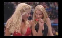 Video trận chiến bikini nóng bỏng nhất WWE