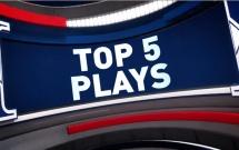 Video NBA: Top 5 pha bóng hay nhất trong ngày thi đấu 17/01