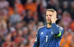 Nếu Đức rớt hạng, những đội tuyển nào có thể lên thay?