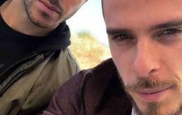 'Selfie' cùng De Gea, sao Real khiến Man United không khỏi lo lắng