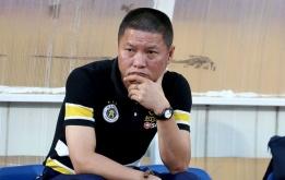 HLV Chu Đình Nghiêm lên tiếng về án phạt Hà Nội đá sân nhà không khán giả
