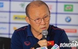 """HLV Park Hang-seo lên tiếng về cáo buộc cử """"gián điệp"""" theo dõi U22 Campuchia"""
