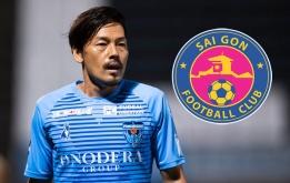 Cựu sao ĐT Nhật Bản tiết lộ lý do về đầu quân cho Sài Gòn FC