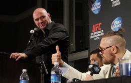 """Dana White: """"Sau mùa hè, tôi sẽ tập trung vào Boxing"""""""