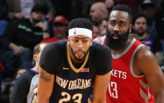 Nhận định NBA 18/10: Rockets chiến Pelicans, Raptors quyết 'báo thù' Cavaliers