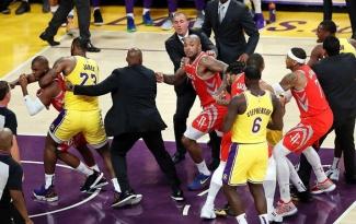 NBA 21/10: Đây, án phạt dành cho Rondo - Paul - Ingram sau màn 'solo quyền anh'