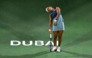 Naomi Osaka thất bại trận đầu tiên ở ngôi vị số 1 thế giới