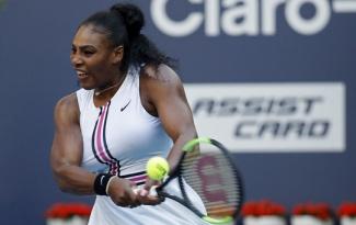 Serena Williams chấn thương đầu gối, rút lui khỏi Miami Open