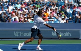 Federer thi đấu tệ, sớm bị loại ở Cincinnati Open 2019