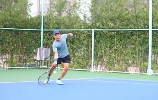 Giới nhà giàu TP.HCM cuồng nhiệt cùng tennis