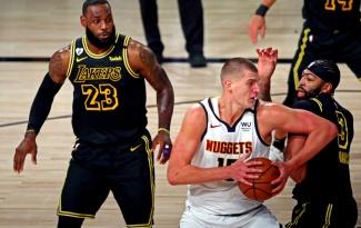 Lịch thi đấu NBA 23/9: Lakers dồn ép, Nuggets bi quan