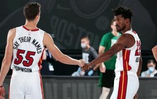 Lịch thi đấu NBA 28/9: Nỗ lực của Celtics, Heat đối diện khó khăn