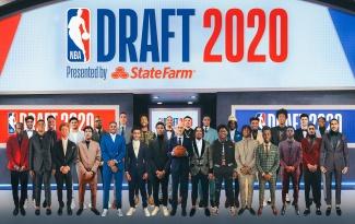Kết quả NBA Draft 2020: Pick 1 từ chối LaMelo Ball