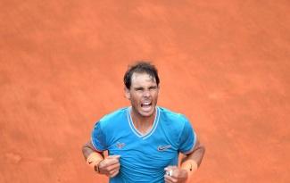 Hạ đẹp Djokovic, Rafael Nadal nối dài kỷ lục vô địch ở Rome Masters