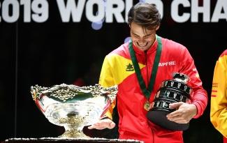 David Ferrer: Rafael Nadal là Superhero, vẫn đang tiếp tục cải thiện