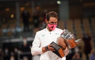 Rafael Nadal lần thứ 13 vô địch Roland-Garros, danh hiệu Grand Slam thứ 20