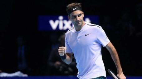 Federer quá bền bỉ ở tuổi 36. Ảnh: Internet.