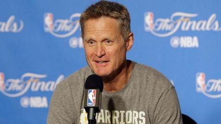 Hlv Steve Kerr Hạnh Phúc Vì Golden State Warriors Thua Liểng Xiểng Tại Nba