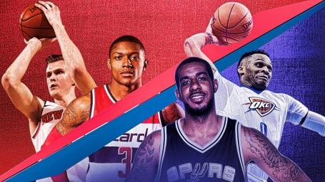 Xác định 14 ngôi sao ở đội hình dự bị All-Star: Westbrook, Porzingis dẫn  đầu hai miền