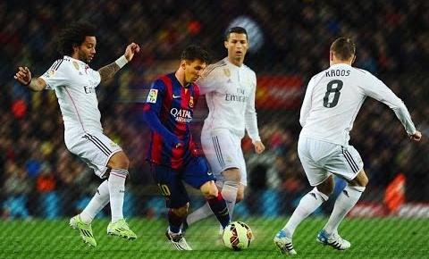 Real Madrid Vs Barca Xem Lai