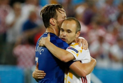 Video: Croatia 2-1 Tây Ban Nha (Vòng bảng EURO)