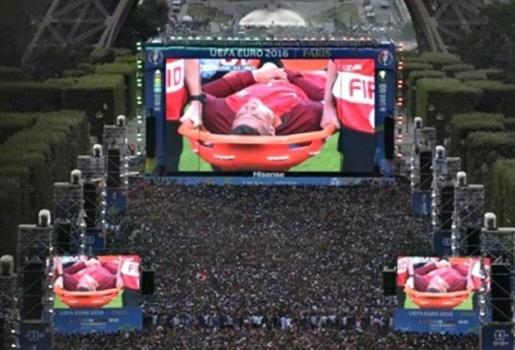 12 khoảnh khắc đắt nhất EURO 2016