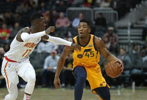 Highlights NBA: Utah Jazz 90-104 Atlanta Hawks