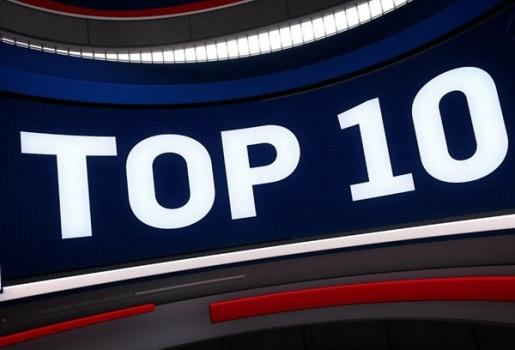 Video top 10 pha bóng ấn tượng nhất NBA Playoffs 2018 ngày 20/04