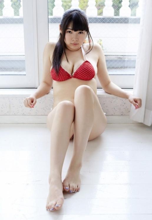 Nữ sinh Yuuki Chika khoe bộ ngực sexy nhất Nhật Bản