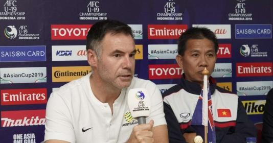 TRỰC TIẾP U19 Việt Nam 0-0 U19 Australia: Văn Xuân thay Văn Tới