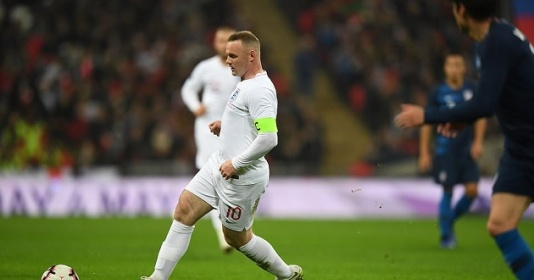 Đại thắng Mỹ, Rooney khép lại sự nghiệp thi đấu quốc tế một cách mĩ mãn