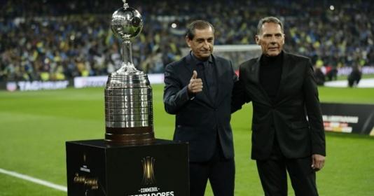 Giây phút đăng quang đầy cảm xúc của River Plate trong trận derby kinh điển