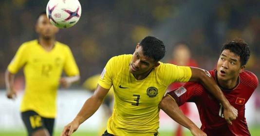 """Trung vệ Malaysia: """"Bàn thắng việt vị không phải lý do để bào chữa cho thất bại"""""""
