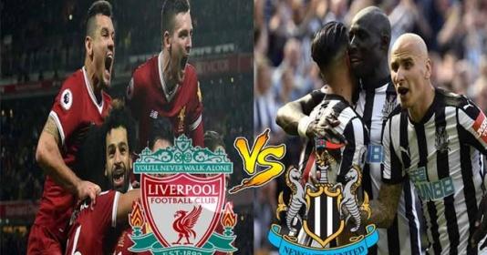 TRỰC TIẾP Liverpool 1-0 Newcastle United: Van Dijk suýt ghi bàn (Giải lao)