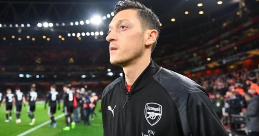 Sốc! Người cũ đổ lỗi cho Man Utd khiến Mesut Ozil xuống phong độ