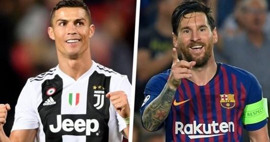 Messi nói gì trước gợi ý đến Serie A thi đấu của Ronaldo?
