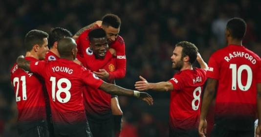 TRỰC TIẾP Man United vs Bournemouth: Martial trở lại (Đội hình ra sân)
