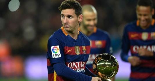 Miêu tả hoàn hảo về năm 2018 của Messi và danh hiệu Quả bóng vàng